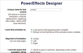 *NEW!*  Power Effects Designer – Just Point and Click to Create Effects Like These!