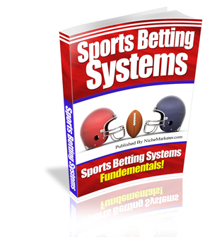 Thumbnail  *NEW!*	    Sports Betting Systems   - Master Resale Rights