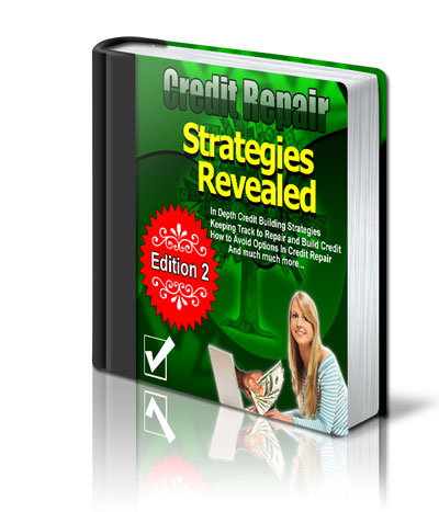 Thumbnail  *NEW!*	  Credit Repair Strategies Revealed   - Private Label Rights