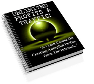 Pay for *NEW!*  Unlimited Profits & Traffic - MASTER RESALE RIGHTS