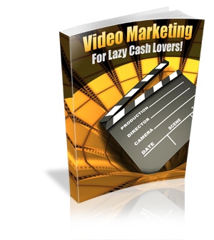Thumbnail  *NEW!*	    Video Marketing For Lazy Cash Lovers - Report