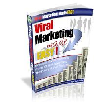 *NEW!* Viral Marketing Made Easy  By Sharlene Raven & Jean-Philippe Schoeffel
