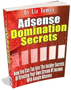 *NEW!* AdSense Domination Secrets  MASTER RESALE RIGHTS