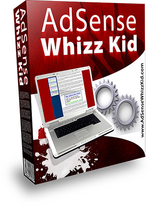 Pay for *NEW*  Adsense Whizz Kid: Automated Money from Google Adsense in 2007