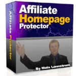 Pay for *NEW!*Affiliate Homepage Protector - Resell Rights | Hide Your Affiliate Links On Your Webpage With A Click Of A Button!
