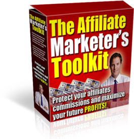 *NEW!* The Affiliate Masters Tool Kit | Become A Master Affiliate- With The Affiliate Masters Tool Kit with Resell Rights | Fully protect yourself from dirty commission thieves!