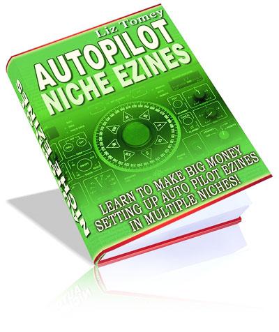 Pay for *NEW!*   Autopilot Niche Ezines - MASTER RESALE RIGHTS