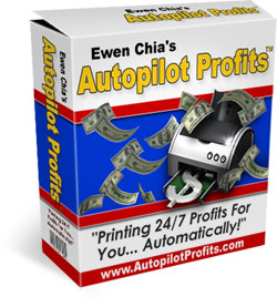 Pay for *NEW*  Ewen Chia s Autopilot Profits | A Simple But Extremely Powerful turnkey sustem. Once Set up You Can make Easy Profits On Complete Autopilot!