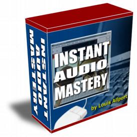 Pay for *NEW* Instant Audio Mastery Videos by LOUIS ALLPORT -  RESALE RIGHTS