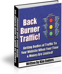 Pay for *NEW!*	Back Burner Traffic - Great Source For New Site Traffic