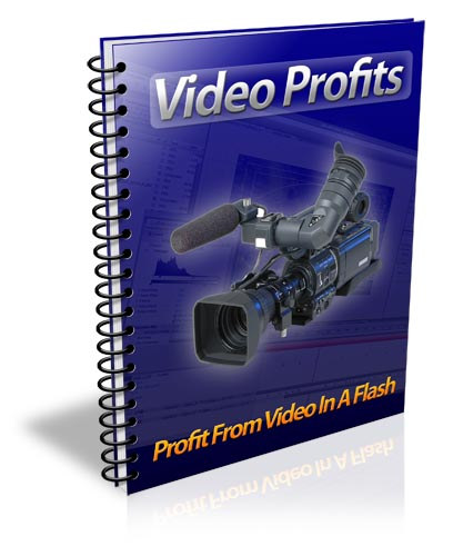 Pay for *NEW!* Video Profits  - MASTER RESALE RIGHTS | Profit From Video In A Flash