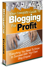 Pay for *NEW* Blogging For Profit Guide| Everything You Need to Know to Succeed With Your Own Blog Empire