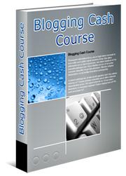 *NEW!* Blogging Cash Course  - PRIVATE LABEL RIGHTS