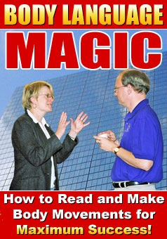 Pay for *NEW!* Body Language Magic - Resale Rights | How to Read and Make Body Movements  for Maximum Success