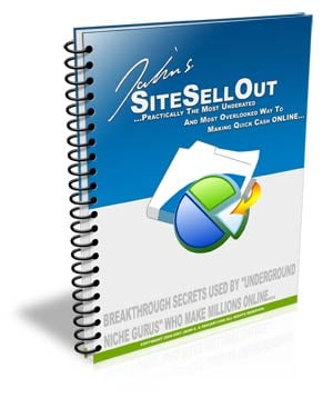 Pay for *NEW!* SiteSellOut Report  - Site Sell Out Report Special Master Resale Rights