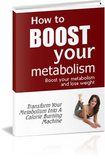 *NEW!* Boost Your Metabolism and Lose Weight Easily - Private Label Rights (PLR)