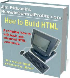 *NEW!* How to Build HTML ebook - Start Building Your Site Today