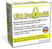 Pay for *NEW!* ClickBank Toolkit   Software to Boost Your Commissions and Sales