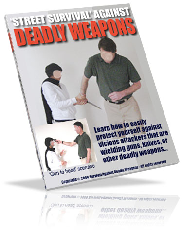 Thumbnail *NEW!*	 Street Survival Against Deadly Weapons  | Protect Yourself From Attatckers Wielding Deadly Weapons