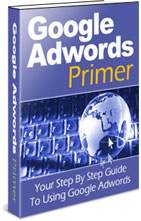 Pay for *NEW* Google Adwords Primer Ebook | The Most Targeted, Cost Efficient And Effective Type Of Online Advertising