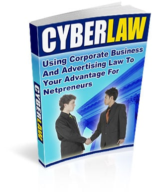 Pay for *NEW!*  Cyber Law -Resale Rights | Using Business And Advertising Law To Your Advantage   | Everything You Need to Know to Legally Protect Your Business