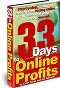 Pay for *NEW *  33 Days to Online Profits: Powerful Internet Marketing Strategy, Tips and Website Promotion Secrets for Any Product or Service You Sell