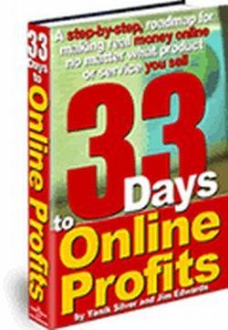 *NEW *  33 Days to Online Profits: Powerful Internet Marketing Strategy, Tips a