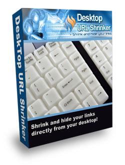 Pay for *NEW*  DESKTOP URL SHRINKER - MASTER RESALE RIGHTS  | Shrink Long URLs - Hide Affiliates Links