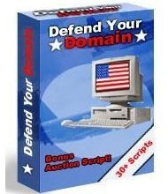 Pay for *NEW!*  Defend Your Domain w Resell Rights - PROTECT YOUR PAYPAL AND DOMAIN FROM HACKERS