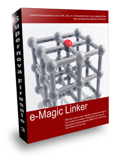 *NEW!* eMagic Linker  Magic Link Generator   Converts Keywords Into Affiliate links