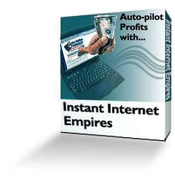 Pay for *NEW!* Instant Internet Empires - Resale Rights | Road to Instant Wealth