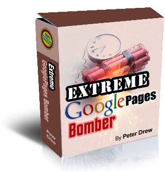 *NEW!* Extreme GooglePages Bomber Software  - MASTER RESALE RIGHTS | Extreme Li