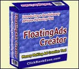 *NEW!*    Floating Ads Creator – Money Making Ad Creation Tool – Master Resale Rights