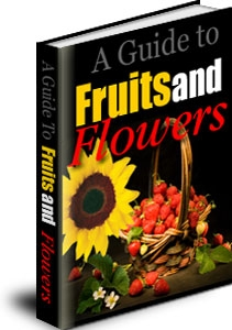 Thumbnail  *NEW!*  A Guide to Fruits and Flowers | Discover the Secrets to Fruits and Flowers! - Master Resale Rights