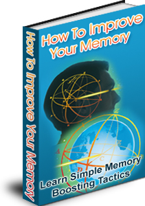 Pay for *NEW!*  How to Improve Your Memory - PRIVATE LABEL RIGHTS | Learn Simple Memory Boosting Tactics