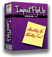 *NEW!*  Impact Pop Up Creator Software - MASTER RESELL