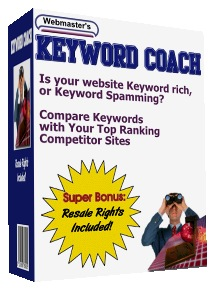 Pay for *NEW*  Keyword Coach product - Resell Rights | Get Top Search Engine Rankings
