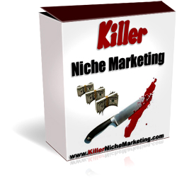 Pay for *NEW!* Killer Niche Marketing - Get your niche websites on top of Google | Turbocharged Bum Marketing