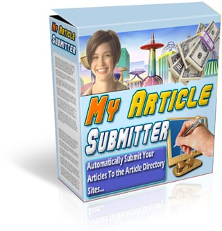 *NEW!* My Article Submitter Software  MASTER RESALE RIGHTS | Drive Insane Traffic To Your Web Site