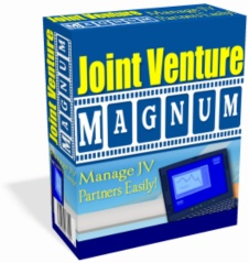 Pay for *NEW!* Joint Venture Magnum - Powerful JV Management Software!