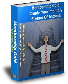 Pay for *NEW!*  Membership Gold - PRIVATE LABEL RIGHTS   Create Your Monthly Stream Of Income