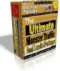 Pay for *NEW!* Ultimate Traffic Generator New for 2007! - Master Resell Rights