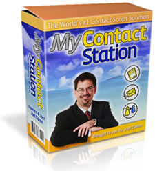 Pay for *NEW*  Stop Spammers with My Contact Station -  The World s #1 Contact Script Solution