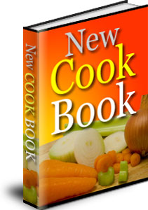 *NEW!*  New Cook Book   Discover the Secrets to Marketing and Cooking!  MRR
