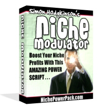 Pay for *NEW!*   Niche Modulator Software Script w Master Resell Rights | Boost Niche Profits W/ Amazing Script!