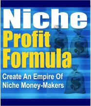 Pay for *NEW*  Niche Profit Formula - Create An Empire Of Niche Money-Makers
