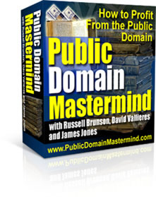 Pay for *NEW!*  Public Domain MasterMind | How To Profit From The Public Domain