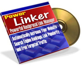 Pay for *NEW*  Power Linker | Powerful Reciprocal Link Manager