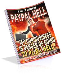 Pay for *NEW!*  Liz Tomey s PayPal HELL Ebook - MASTER RESALE RIGHTS