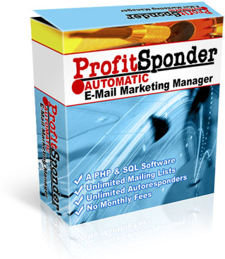 *NEW*  UNLIMITED Smart Autoresponder & Mailing System - Resale Rights To The Pr